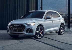 Audi SQ5 NEW
