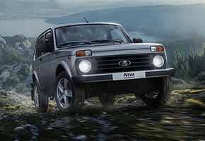 Lada Niva Legend 3 door