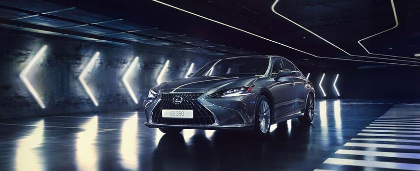 Lexus ES NEW
